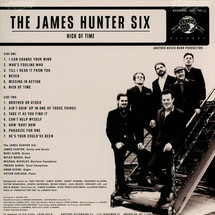 The James Hunter Six - Nick Of Time (LP + MP3) [LP]