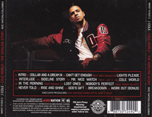 J. Cole - Cole World: The Sideline Story [CD]