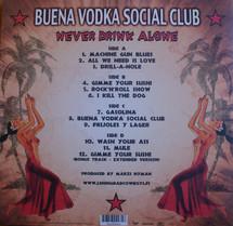 Leningrad Cowboys - Buena Vodka Social Club