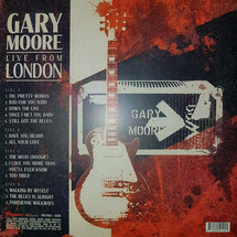 Gary Moore - Live From London (Blue LP)