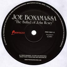 Joe Bonamassa - The Ballad Of John Henry [LP]