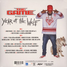 The Game - Blood Moon Year Of The Wolf