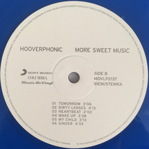 Hooverphonic - No More Sweet Music [2LP]