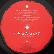 Kinga Głyk - Feelings [LP]