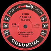 Miles Davis - Kind Of Blue (180g/ Gatefold Cover) [2LP]