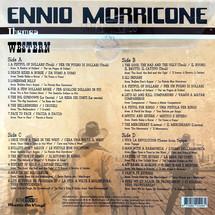 Ennio Morricone - Themes – Western (Black Vinyl) [2LP]