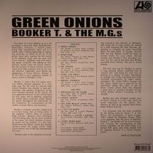 Booker T. & M.G.s - Green Onions (Mono Version)