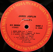 Janis Joplin - Pearl [LP]