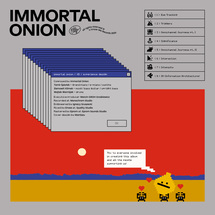 Immortal Onion - XD [Experience Design] (LTD) [LP]