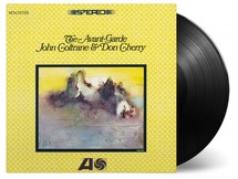 John Coltrane & Don Cherry - The Avant-Garde [LP]