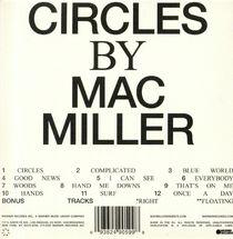 Mac Miller - Circles [CD]