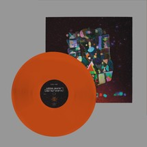 Little Dragon - New Me, Same Us (Orange Vinyl LP+MP3)