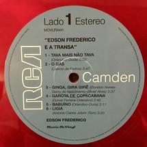 Edson Frederico - Edson Frederico E A Transa [LP]