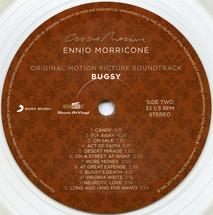 Ennio Morricone - Bugsy OST [LP]