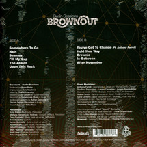Brownout - Berlin Sessions