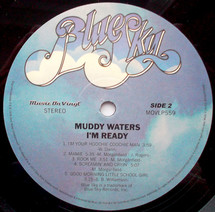 Muddy Waters - I'm Ready [LP]