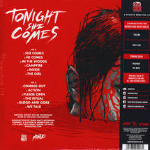 Wojciech Golczewski - Tonight She Comes (Ltd. 180g Red Vinyl)
