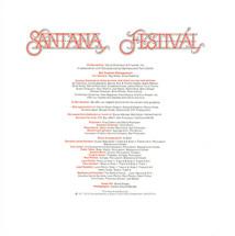Carlos Santana - Festivál [LP]