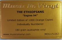 The Ethiopians - Engine 54 [LP]