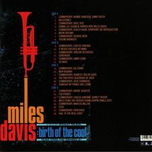 Miles Davis - Music From And Inspired By Miles Davis: Birth Of The Cool