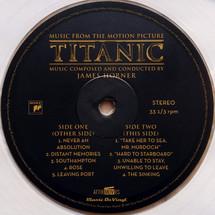 James Horner - Titanic OST [2LP]