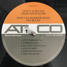 John Lee Hooker - Don't Turn Me From Your Door [LP]