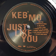 Keb' Mo' - Just Like You [LP]