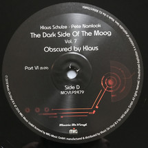 Klaus Schulze - The Dark Side Of The Moog Vol. 7: Obscured By Klaus [2LP]
