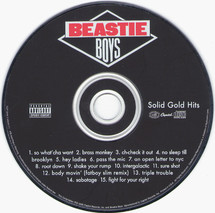 Beastie Boys - Solid Gold Hits [CD]