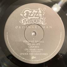 Ozzy Osbourne - Ordinary Man [LP]