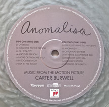 Carter Burwell - Anomalisa OST [LP]