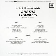 "Aretha Franklin - The Electrifying Aretha Franklin / A Bit Of Soul [2LP+10""]"