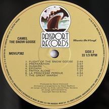 Camel - The Snow Goose [LP]