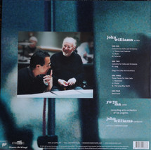Yo-Yo Ma / John Williams - Plays The Music Of John Williams