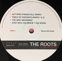 The Roots - Things Fall Apart [2LP]