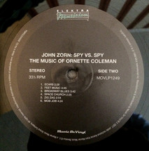 John Zorn - Spy vs Spy: The Music Of Ornette Coleman [LP]