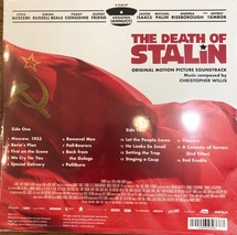 Christopher Willis - The Death Of Stalin OST [LP]
