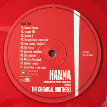 The Chemical Brothers - Hanna (OST) [LP]