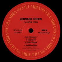 Leonard Cohen - I'm Your Man [LP]