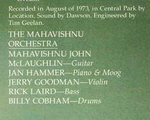Mahavishnu Orchestra - Between Nothingness & Eternity (Live) [LP]