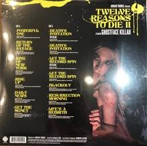Ghostface Killah - Twelve Reasons To Die II Instrumentals [LP]
