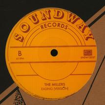 """George & Glenn Miller - Easing [12""""]"""