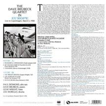 The Dave Brubeck Quartet - In Europe [LP]