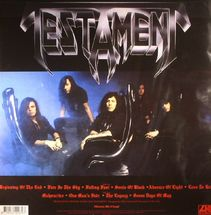 Testament - Souls Of Black [LP]