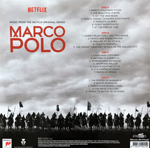 V/A - Marco Polo (Music from the Netflix Original Series)