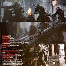 Michael Giacchino - War For The Planet Of The Apes (OST) [2LP]