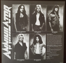 Annihilator - Alice In Hell [LP]