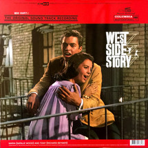 Leonard Bernstein - West Side Story Deluxe (OST) [2LP]