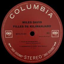 Miles Davis - Filles De Kilimanjaro [LP]