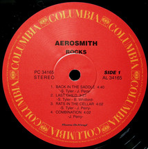 Aerosmith - Rocks [LP]